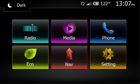 MEDIA NAV Evolution System | Renault EASY CONNECT